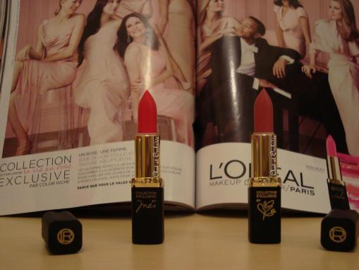 10 RAL L'Oréal